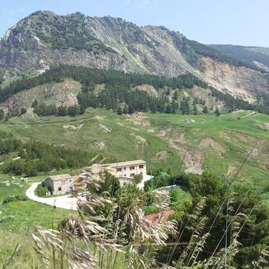 Agriturismo Sicilia Antica masseria Gargiuffè Cammarata
