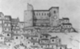 castello di cammarata secolo XVII