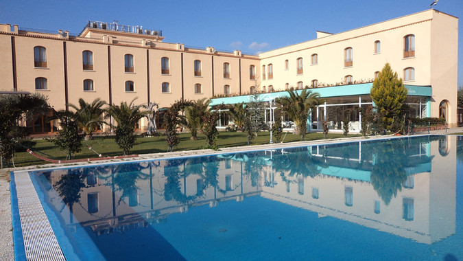 Hotel Villa Giatra, Cammarata, Una montagna di eccellenze