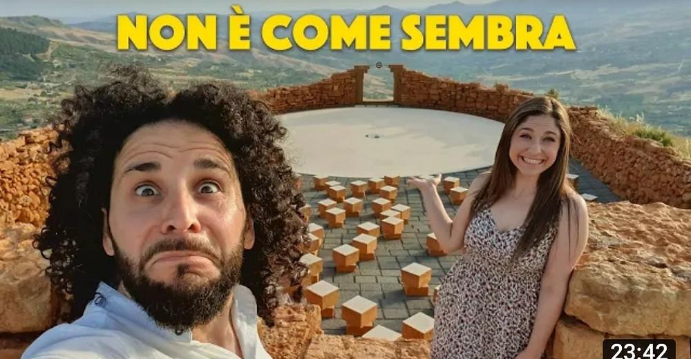 Francesco e Veronica sui monti sicani