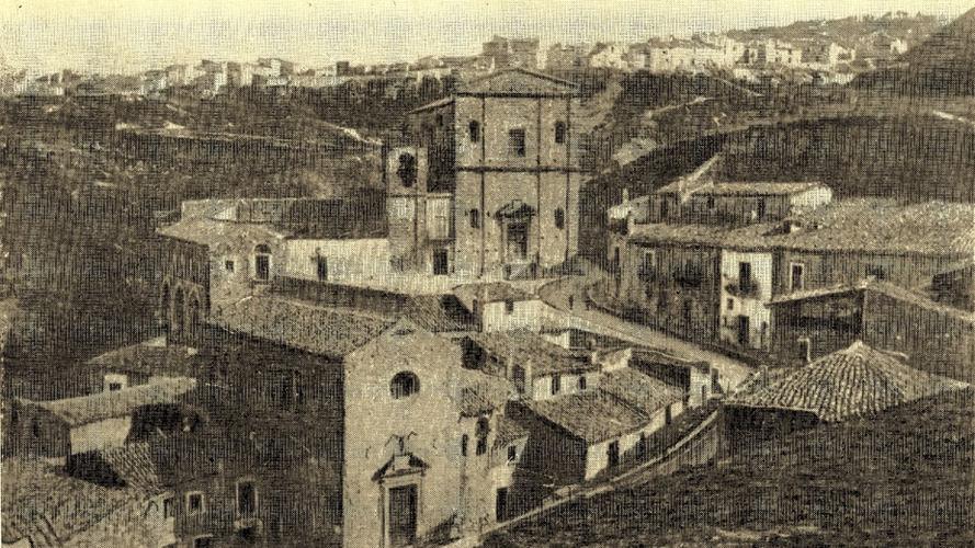 cammarata chiese di san sebastiano e san