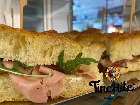 Tinchitè sicilian food san Giovanni Gemini