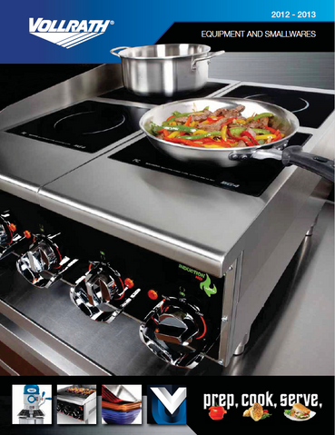 Vollrath Annual Product Catalog