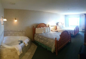 Double Jacuzzi Rooms