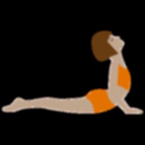 Posición Yoga 6