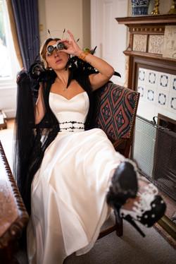 Bespoke gown