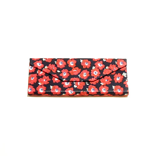 Red Poppy Cotton