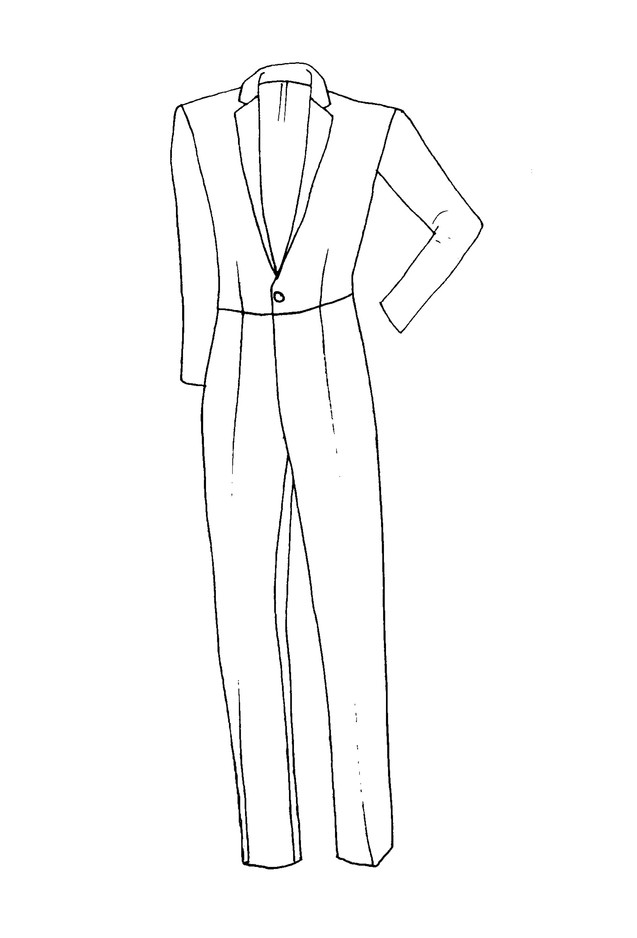 Tux-suit