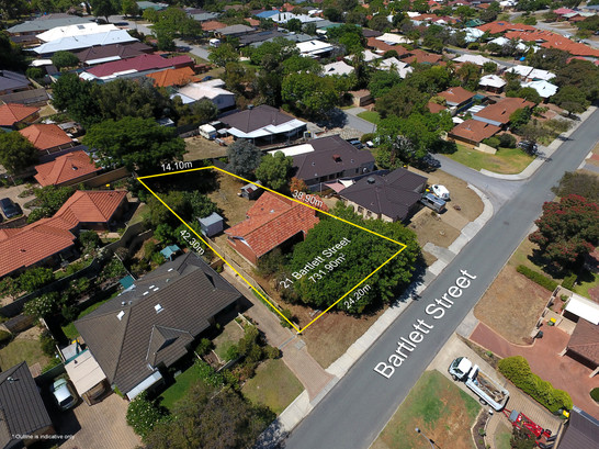 Residential lot in Willagee