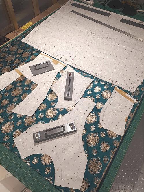 Learn to garment pattern make