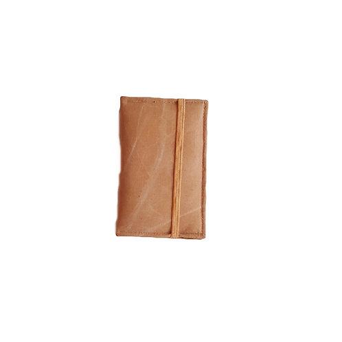 Bamboo card wallet