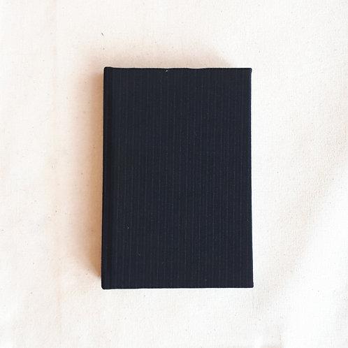 Black stripe note book