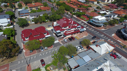 Apartment units in Mount Lawley