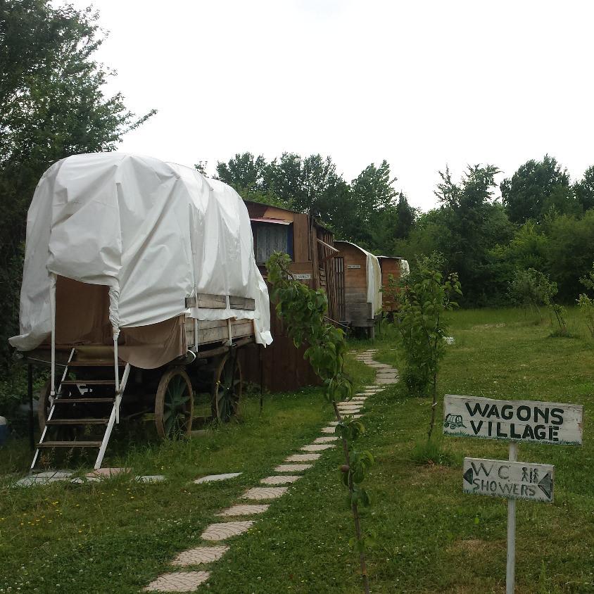 Eco Farm wagons