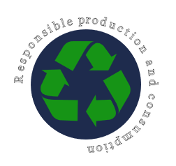 Responsible productiona and consumption.
