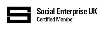 Certified Social Enterprise Badge long -