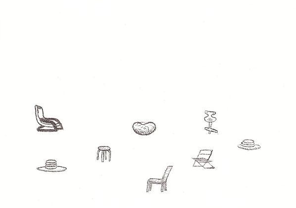 조윤영,untitled-11,dry point,40x34.3cm,2018