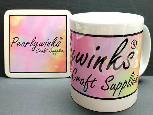 Pearlywinks Mug/Coaster