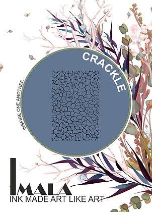 IMALA - A5 STAMP -CRACKLE