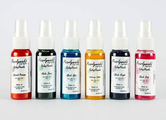 Pearlywinks Baby Pearls (hybrid) 30ml Spray set