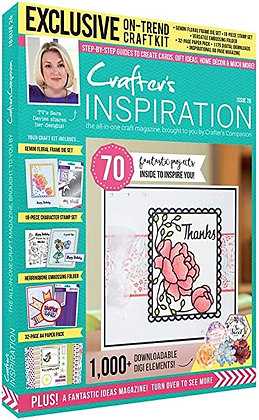 Crafter's Companion Crafter's Inspiration Issue 26 Edition