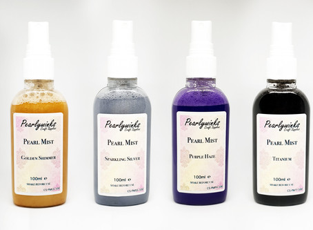 NEW PEARL MIST SPRAYS