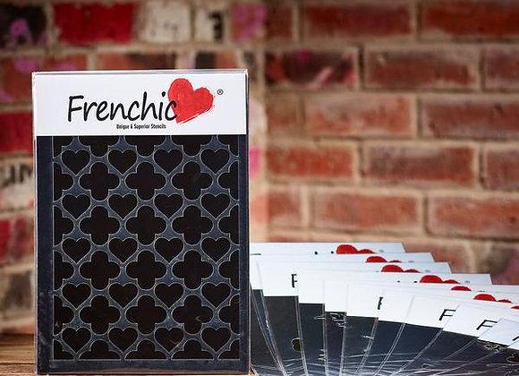 Hearts of Morocco Stencil
