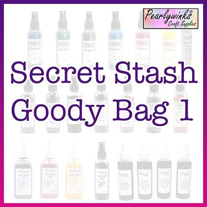 Secret Stash Goody Bag 1
