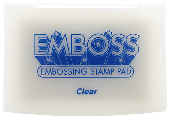 EMBOSS Embossing stamp Pad