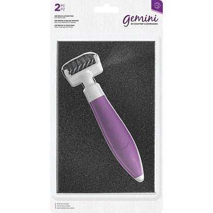 Gemini Die Brush Tool & Foam Pad