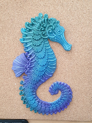 Small Seahorse Mould