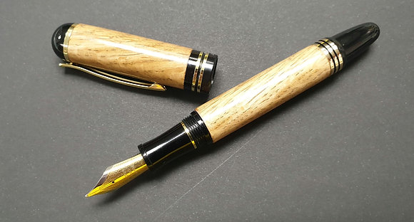 RESERVED FOR Ann W Hand Made Fountain Pen 078
