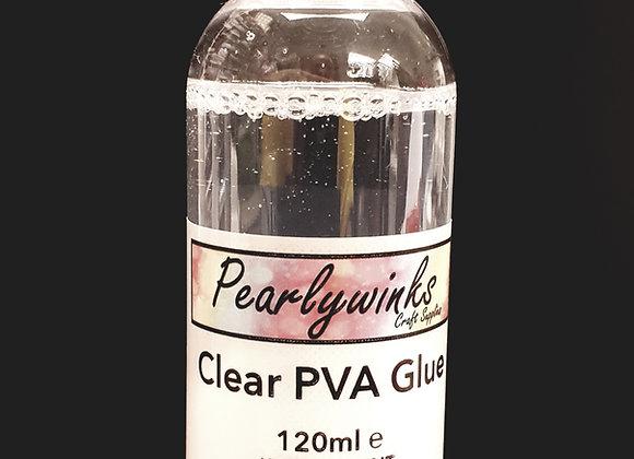 Clear PVA Glue 120ml