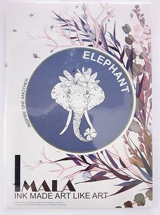 Imala Elephant Stamp