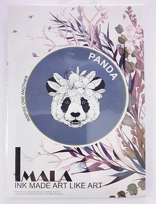 Imala Panda Stamp
