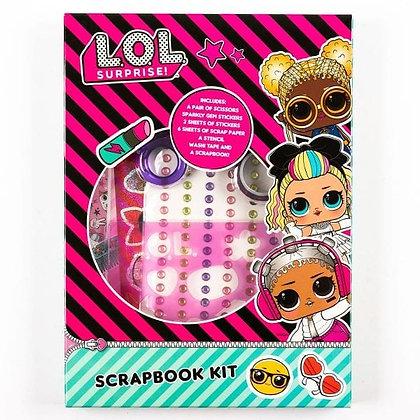 LOL Surprise Scrapbook Kit