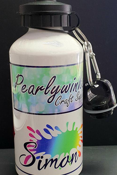 Personalised 500ml Pearlywinks bottle