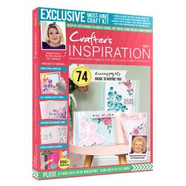 Crafter's Companion Crafter's Inspiration Issue 27 Edition
