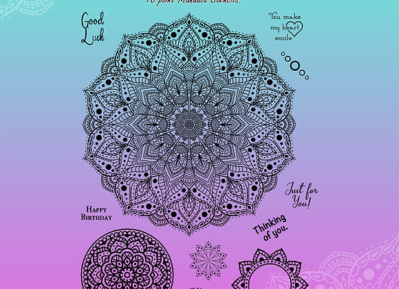 Mandala Mix Up