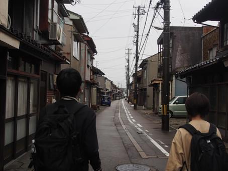 【-まち探訪- 大鋸屋町】 瑞龍寺建立が由来の町名、坂が魅力の町