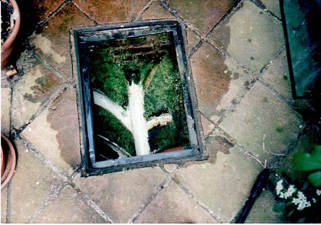 Drain work (2) installed 1998