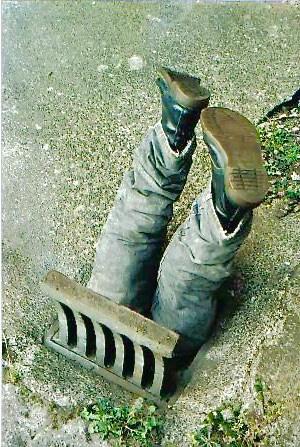 Down the drain 3 1998