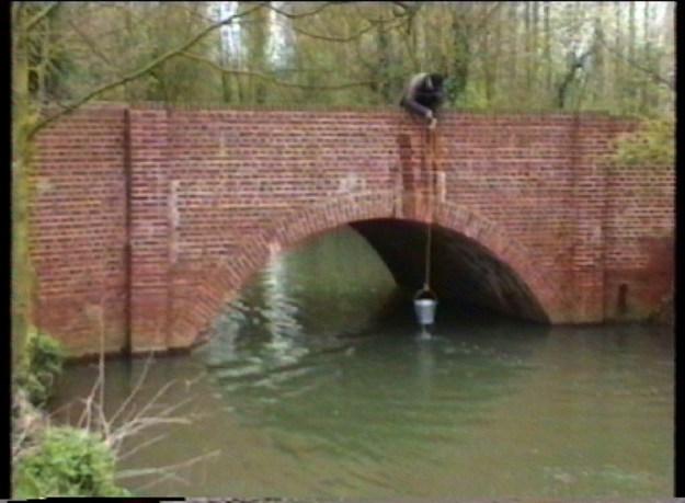 Water under the bridge 1998  [video still]
