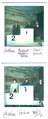 Rostrum (users record) Poloroid