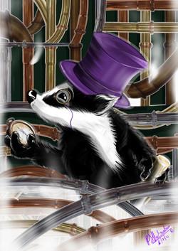 Steamed Badger