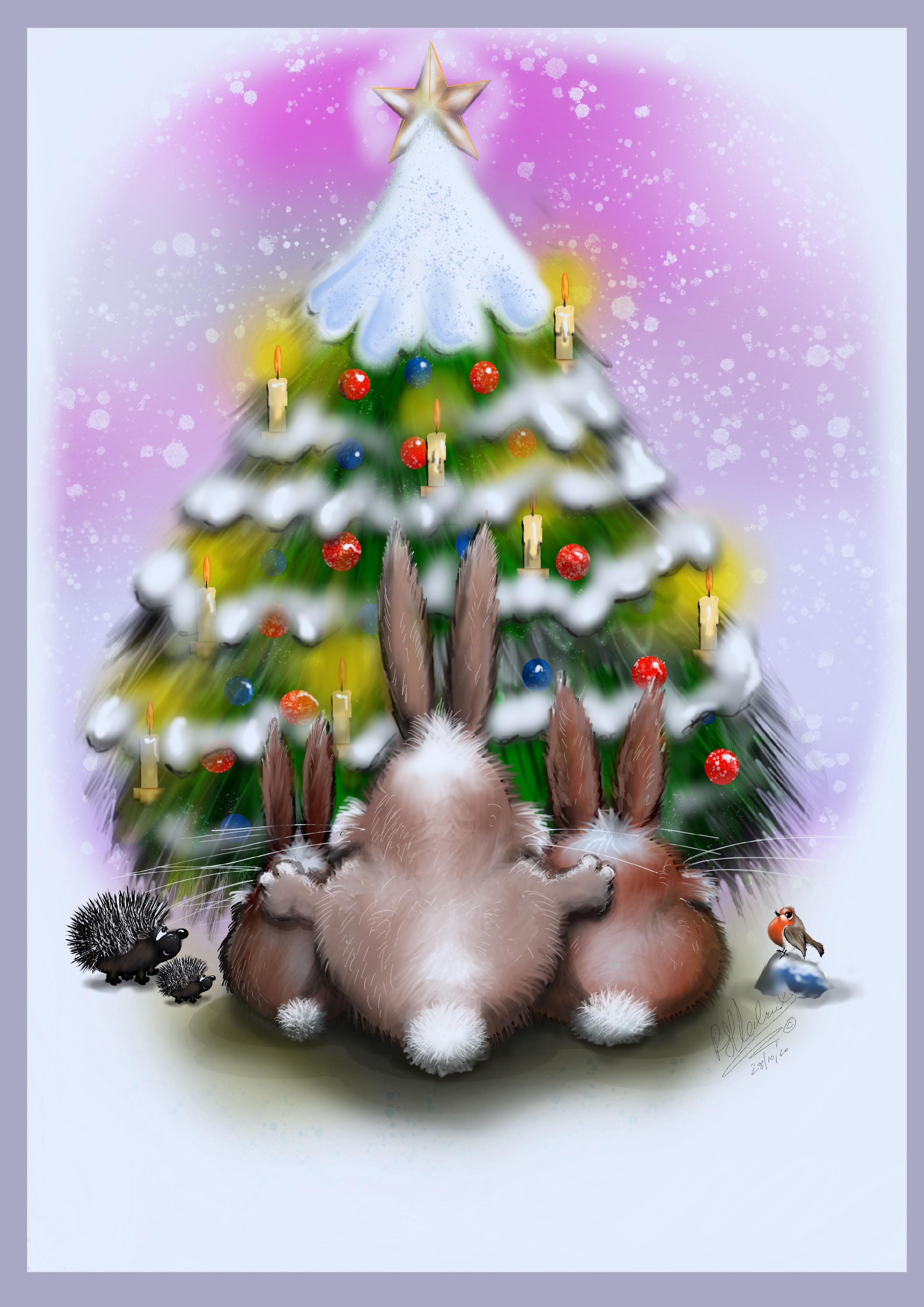 Christmas_Bunnies_