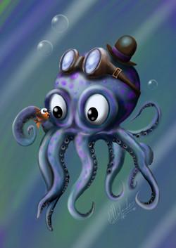 Octopus_&_Fish