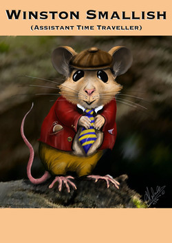 Winston_The_Field_Mouse_