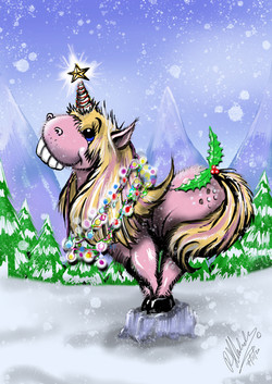Christmas_Unicorn