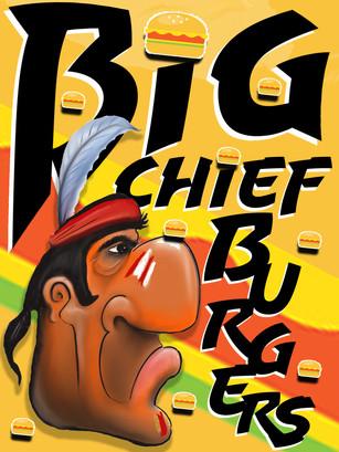 Big Chief Burger Takeaway